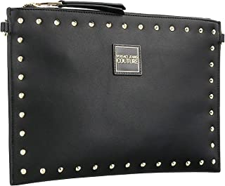 Versace Jeans Couture Womens Crossbody Bag, Black - VVBBEY-71407-899