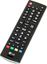 OEM LG Remote Control Specifically For: 49UH610A, 49UH610A, 65UH6150UB, 65UH615A, 43UH6100UH, 43UH6500