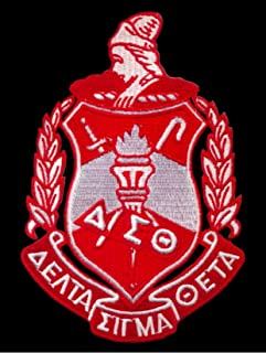 Best delta sigma theta shield Reviews