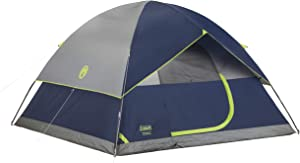 Best Tent for 2 Adults and A Dog