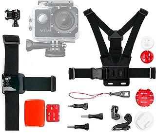 DURAGADGET Kit de Accesorios para Cámara Deportiva VicTsing EyproV Victure AC800