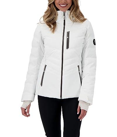 Obermeyer Cosima Down Jacket (White) Women