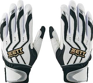 ゼット(ZETT) 野球 バッティンググローブ インパクトゼット 両手用 BG999