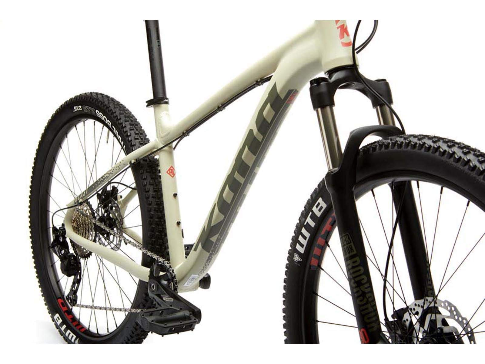 Kona Bicicleta De Montaña Rígida 2019 Blast Matt Desert Tan-Gris ...