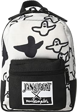 MG X Jansport Flight
