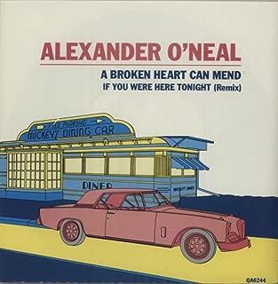 Best alexander o'neal a broken heart can mend Reviews