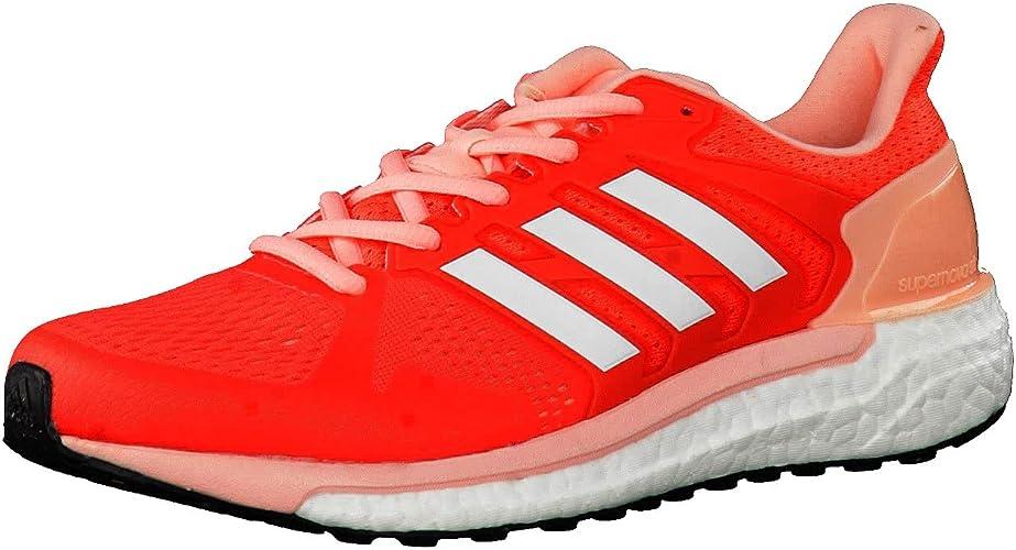 Adidas Supernova St W Chaussures de Tennis Femme, Orange (Corsen ftwbla corneb) 36 EU