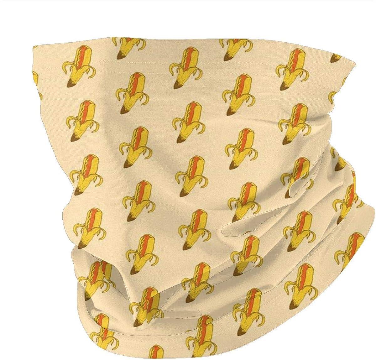 Men Woman's Seamless Scarf Balaclava Mask-Neck Gaiter Neck Cover Mask Sunscreen UV Protection for Exercise Reusable