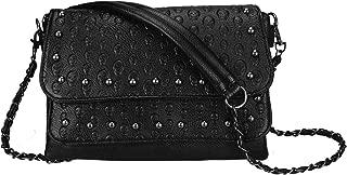 Best crossbody skull purse Reviews