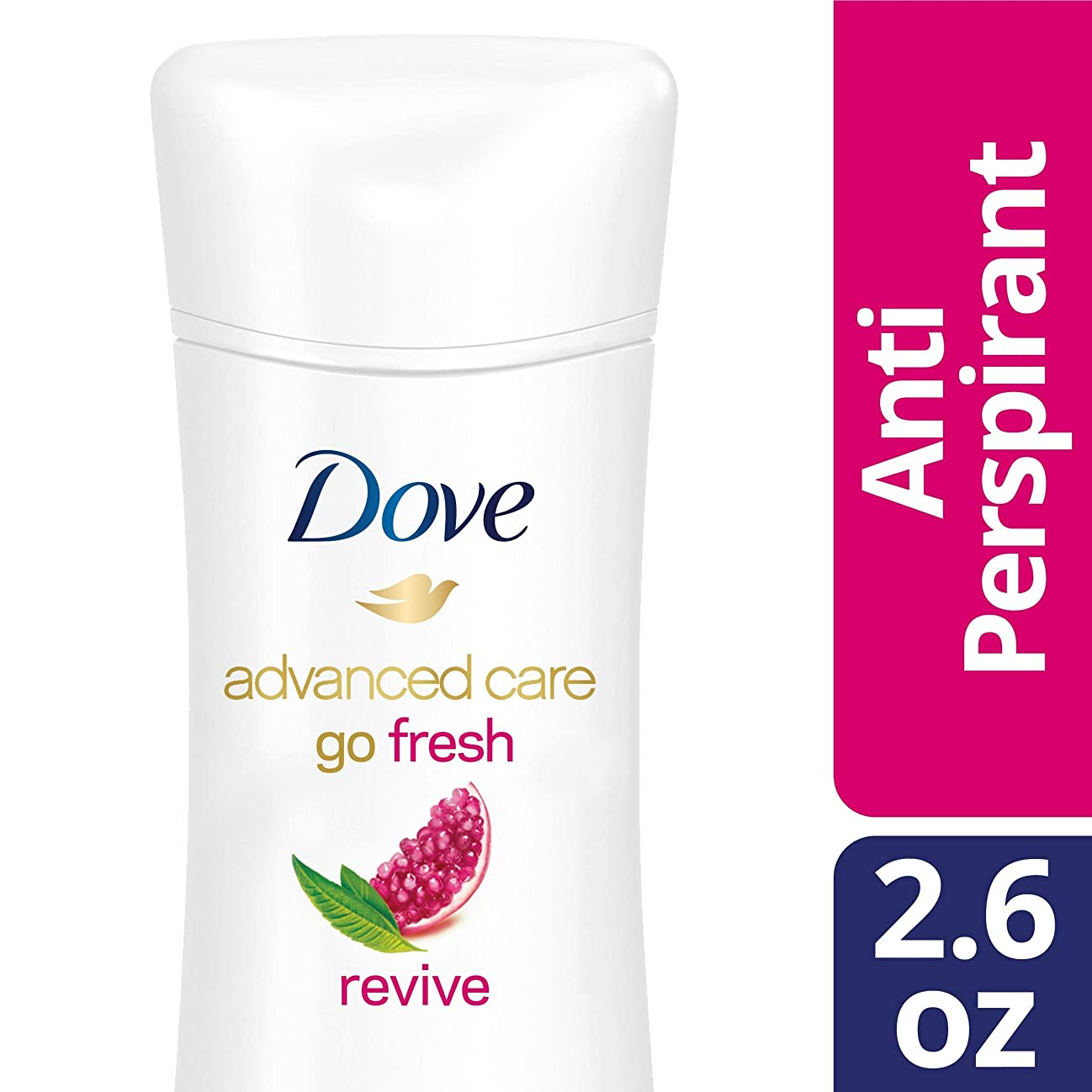 Dove Advanced Care Antiperspirant Deodorant, Revive, 2.6 oz wfjek526593