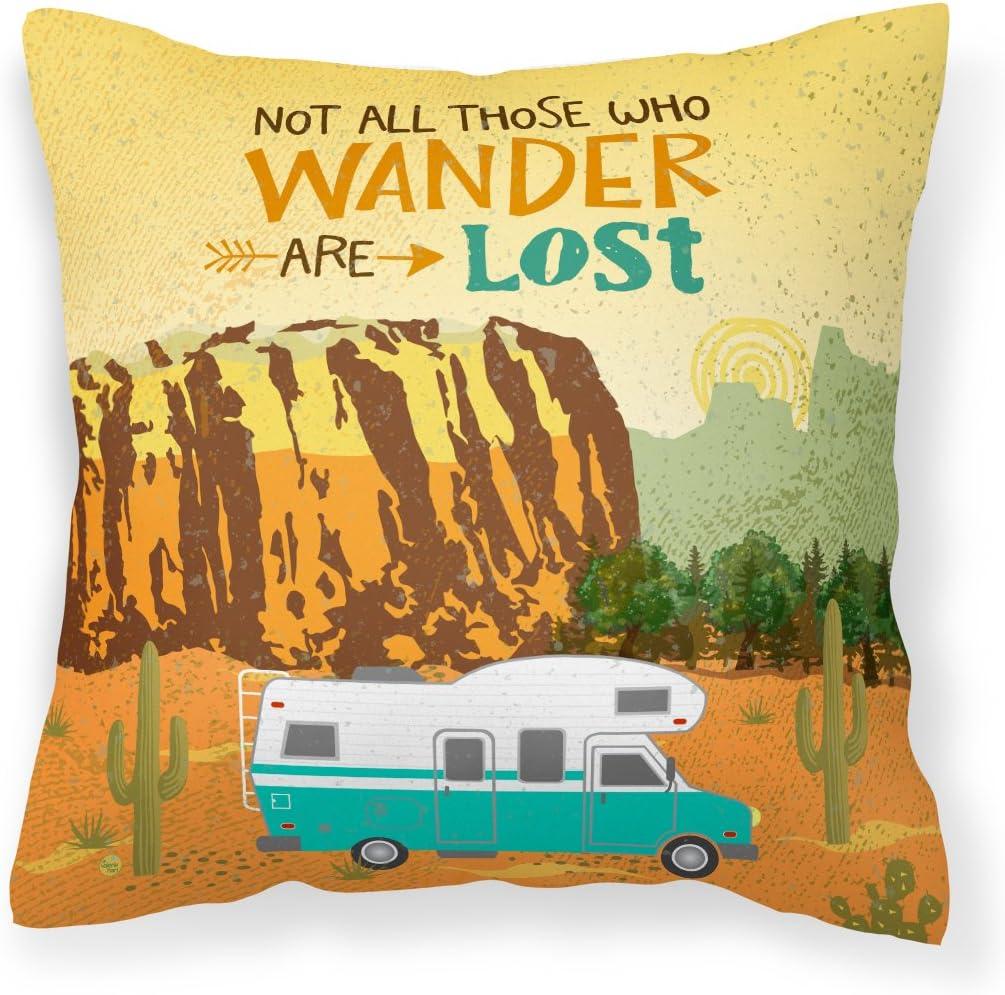 Caroline's Treasures Trust VHA3027PW1818 RV Direct stock discount Wander Camper Fabr Camping