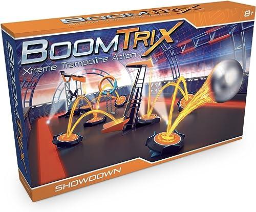 Goliath Toys 80603  Boom Trix Showdown Spielzeug Set, Mehrfarbig