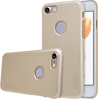 Apple iPhone 7 Nillkin Super Frosted Shield Back Case with LCD Protector [Gold Color]