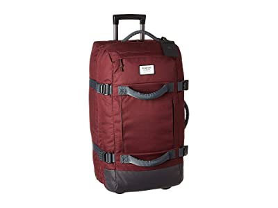 Burton Convoy Roller (Port Royal Slub) Luggage