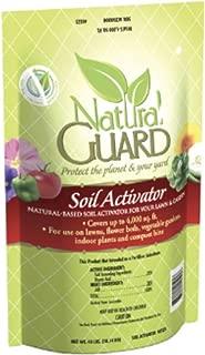 VPG 40525 Guard Soil Activator Fertilizer, 40-Pound