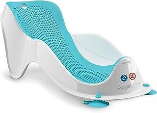 Angelcare Bath Support-Fit, Aqua, 9 Count