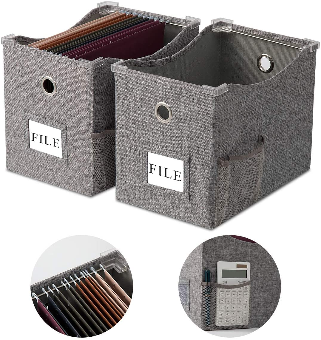 service Collapsible File Box Storage Special price for a limited time Organizer 2 Letter size Deco PACK