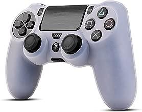 ps4 controller case white