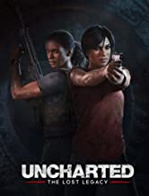 bribase shop Uncharted The Lost Legacy Game Poster 17 inch x 13 inch