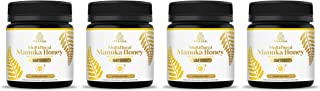 Multifloral Manuka Honey New Zealand, 1000x Power, Certified with UAF1000+ Antioxidants, Immune Support, Skin Relief, Impr...