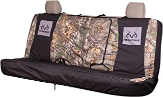 Realtree Camo Full-Size Bench Seat Cover