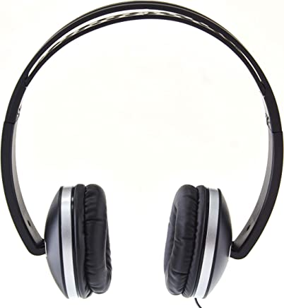 b287d0d585e Envent ET HPM500 BK On Ear Wired Headphones With Mic price in India ...