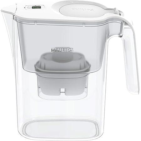 Philips Micro X-Clean Carafe filtrante 3.0L Blanche