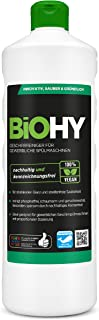 BiOHY Myjka ultradźwiękowa (butelka 1l)   BEZ FOSFORANÓW   Koncentrat dla gastronomii   olśniewający połysk dzięki wyjątko...
