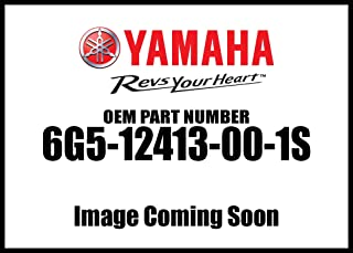 Yamaha 6G5-12413-00-1S Cover, Thermostat; 6G512413001S Made by Yamaha