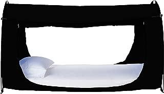 Cribtastic Privacy Bed Tent (Black)
