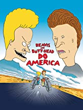 beavis and butt head do america 1996