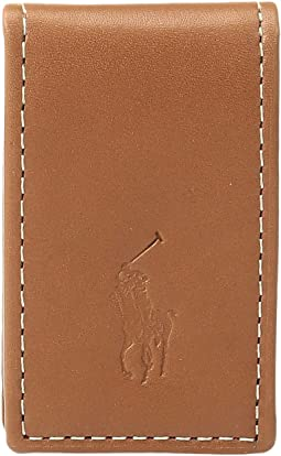 Calf Leather Money Clip