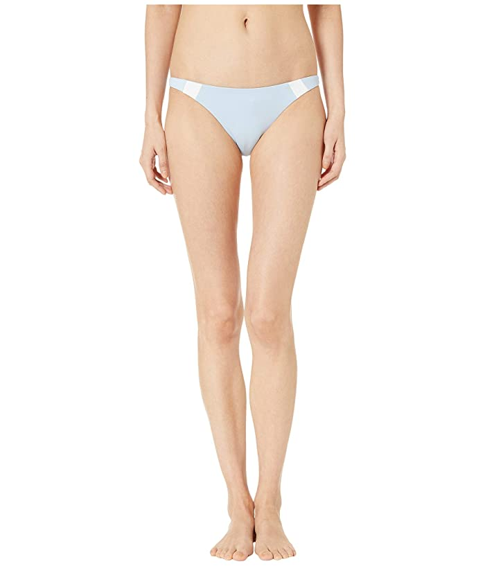 L*Space Color Block Johnny Bottoms (White/River) Women