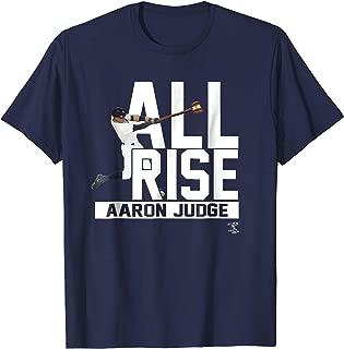 Aaron Judge All Rise T-Shirt - Apparel