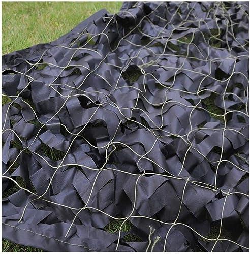 Qjifangzyp Filet De Camouflage en Filet Oxford Auvent en Tissu 2x3m, Chambre d'enfant, Camping en Plein Air, Armée Militaire, Camouflage Caché, Chasse, Tir Grand Jardin, Intimité 3x5m
