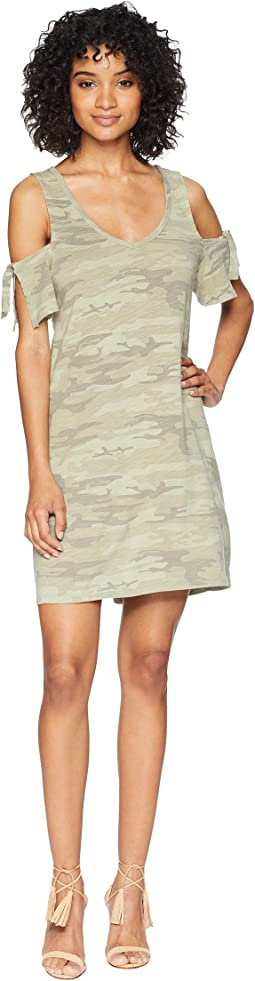Lakeside Camo T-Shirt Dress