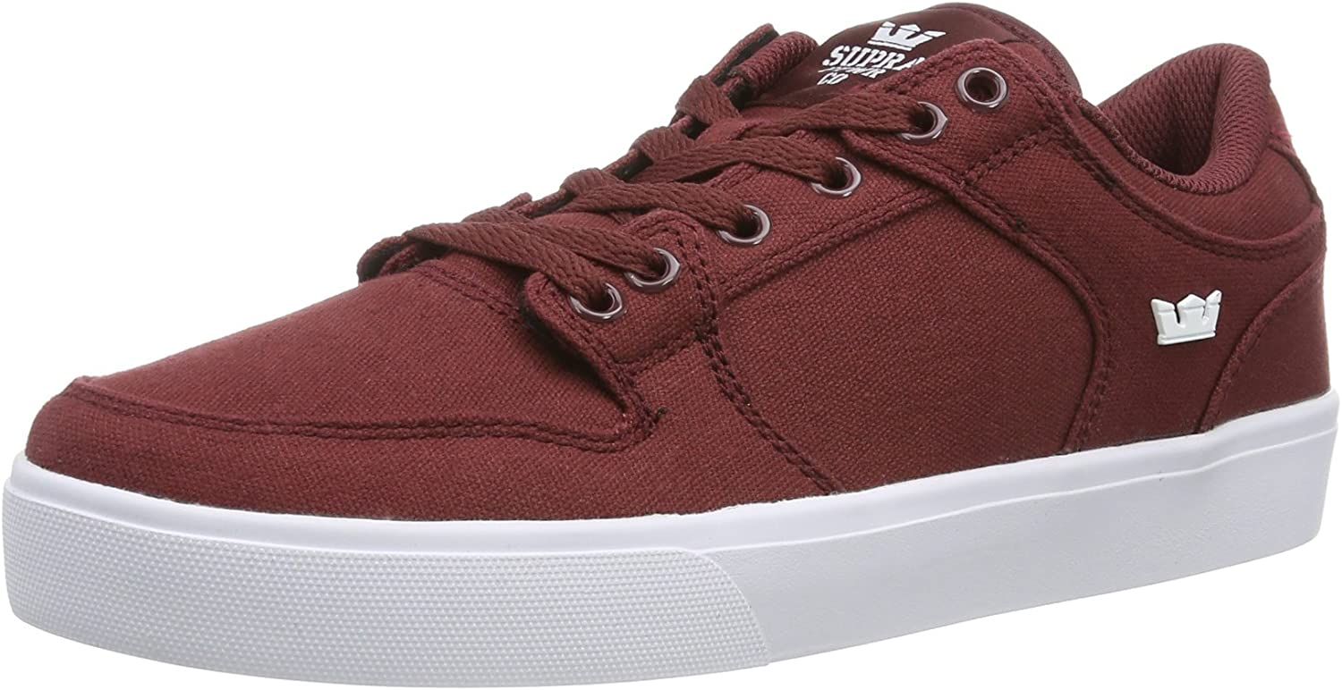 Supra Womens Vaider Lc Low Top Lace Up Fashion Sneakers