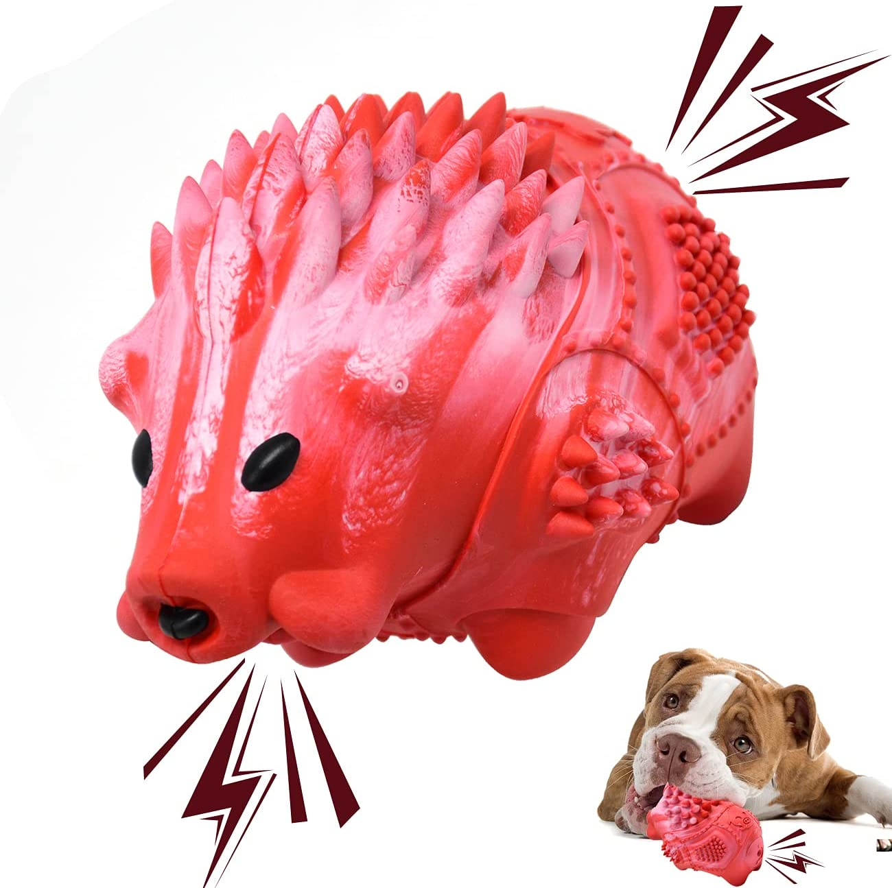 Dog Chew Toy Squeaky Toys Max 47% 2021 autumn and winter new OFF Aggressive Toug for Chewers