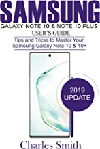 Samsung Galaxy Note  10 & 10 Plus  User'S Guide: Tips and Tricks to Master Your Samsung Galaxy Note10 &10 +