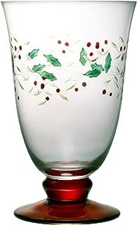 Pfaltzgraff 247 812 00 Winterberry Goblets, 14 oz