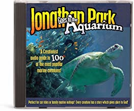 Jonathan Park Goes to the Aquarium (MP3)
