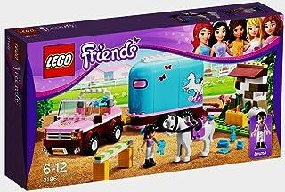 LEGO Friends 3186 - El Remolque del Caballo