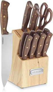 Best cuisinart japanese steel forged knife set, 14-pc Reviews