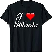 I Love Atlanta - T-Shirt - Traveler - Souvenir