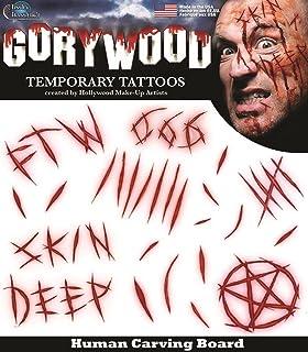 Tinsley Transfers Tattoo FX Human Carving Board