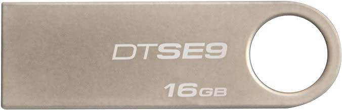 Kingston Digital DataTraveler SE9 16GB USB 2.0 (DTSE9H/16GBZET)