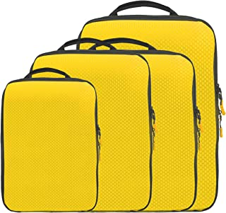 f087b5f8c7ce Amazon.com: Yellows - Packing Organizers / Travel Accessories ...