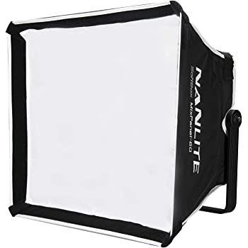 SB-AS-110X45 Nanlite Asymmetrical Stripbank Softbox with Bowens Mount 18x43in