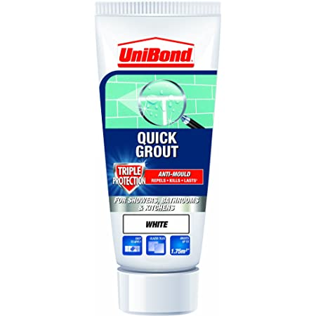 Unibond coulis Reviver éponge Pack imperméable anti-moisissure Tile Reviver,...