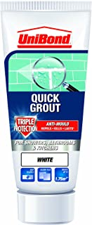 UniBond Triple Protect Anti-Mould Wall Tile Grout Tube - White by Unibond